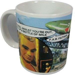 Thunderbird 2 mug