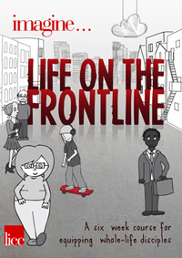 LICC Life On The Frontline DVD cover