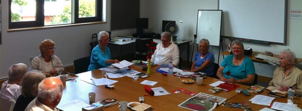 Crawley U3A poetry group